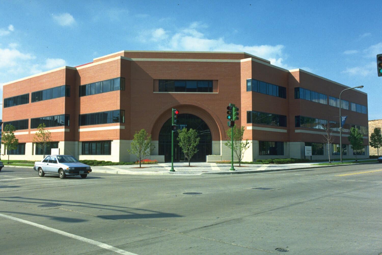 Northwestern University Evanston Research Park_ 1890 Maple Avenue exterior