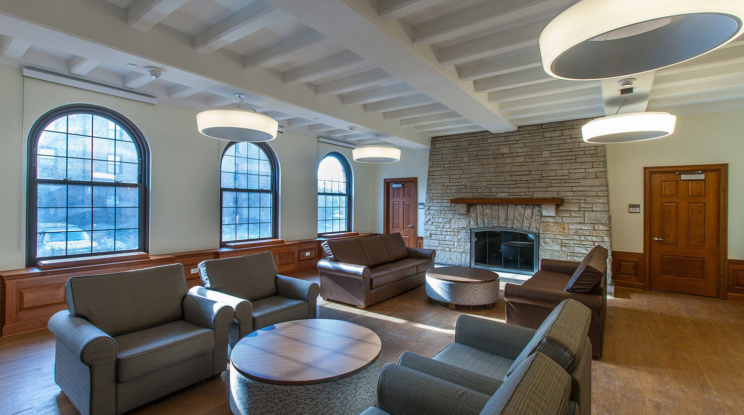 Northwestern University – Goodrich Hall Renovation 2
