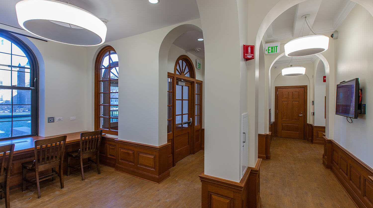 Northwestern University – Goodrich Hall Renovation 5