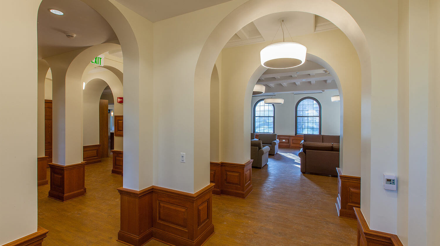 Northwestern University – Goodrich Hall Renovation 6