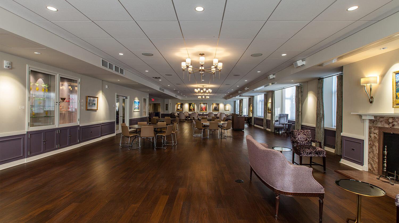 Northwestern University – Guild Lounge Renovation 2