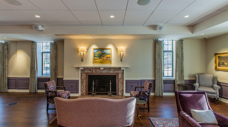Northwestern University – Guild Lounge Renovation 3