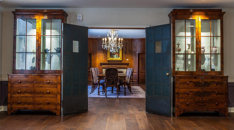 Northwestern University – Guild Lounge Renovation 4