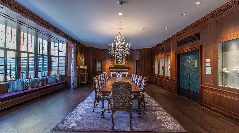 Northwestern University – Guild Lounge Renovation 5