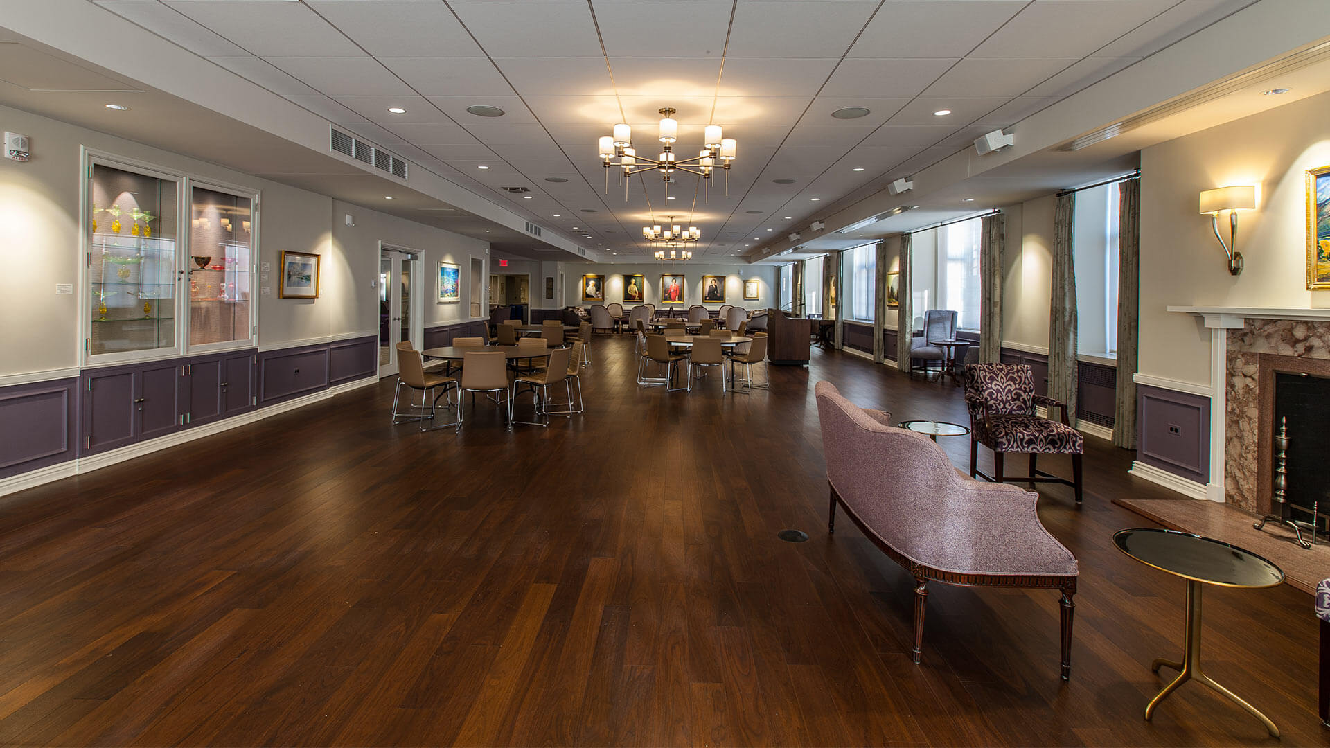 Northwestern University - Guild Lounge Renovation