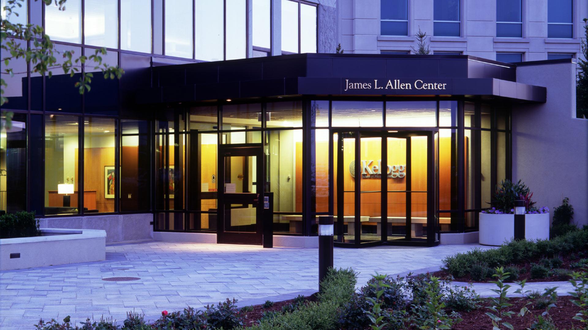 Northwestern University Kellogg Graduate School of Management James L. Allen Center