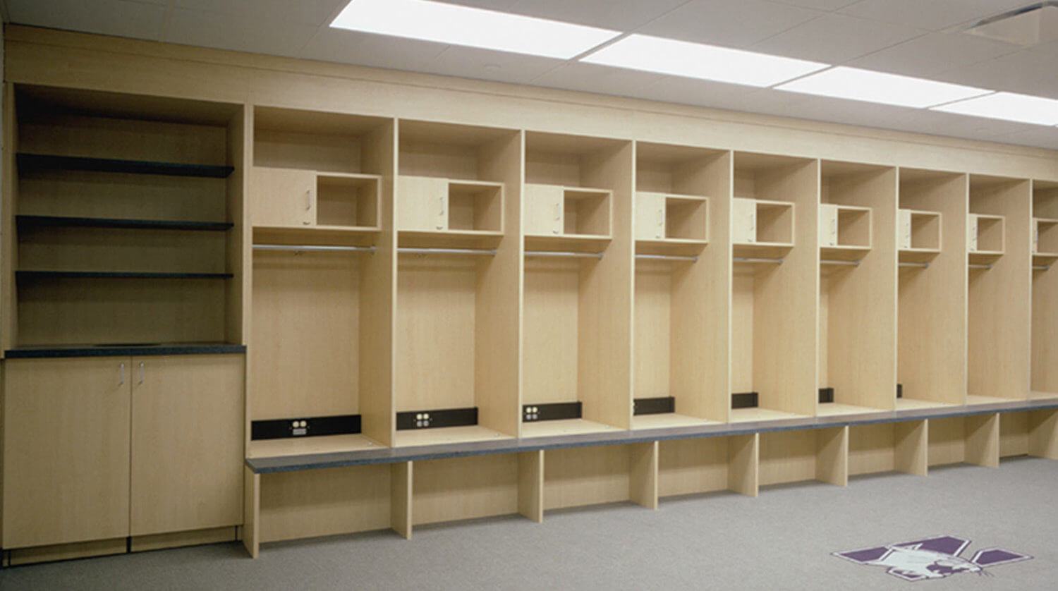 Northwestern University Locker Room Renovations Project
