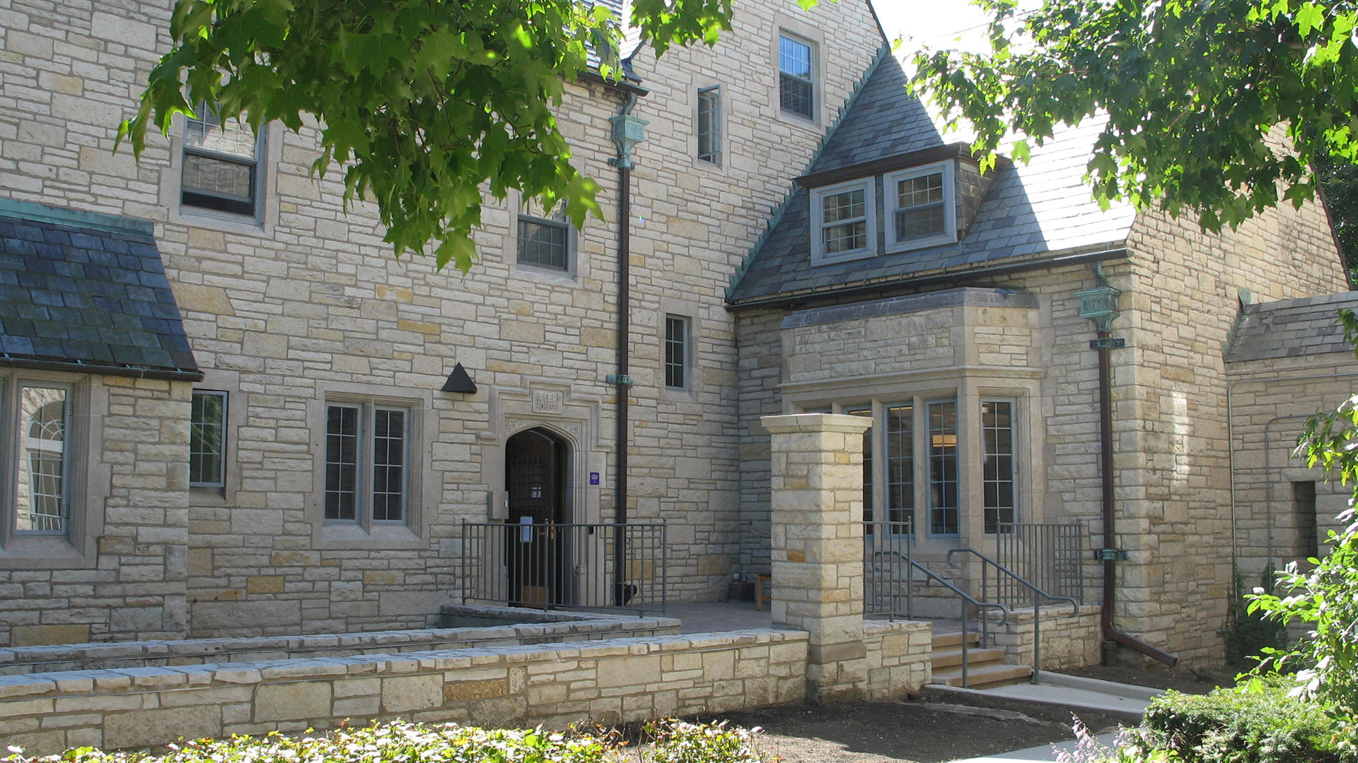 Northwestern University Rogers House Residence Hall