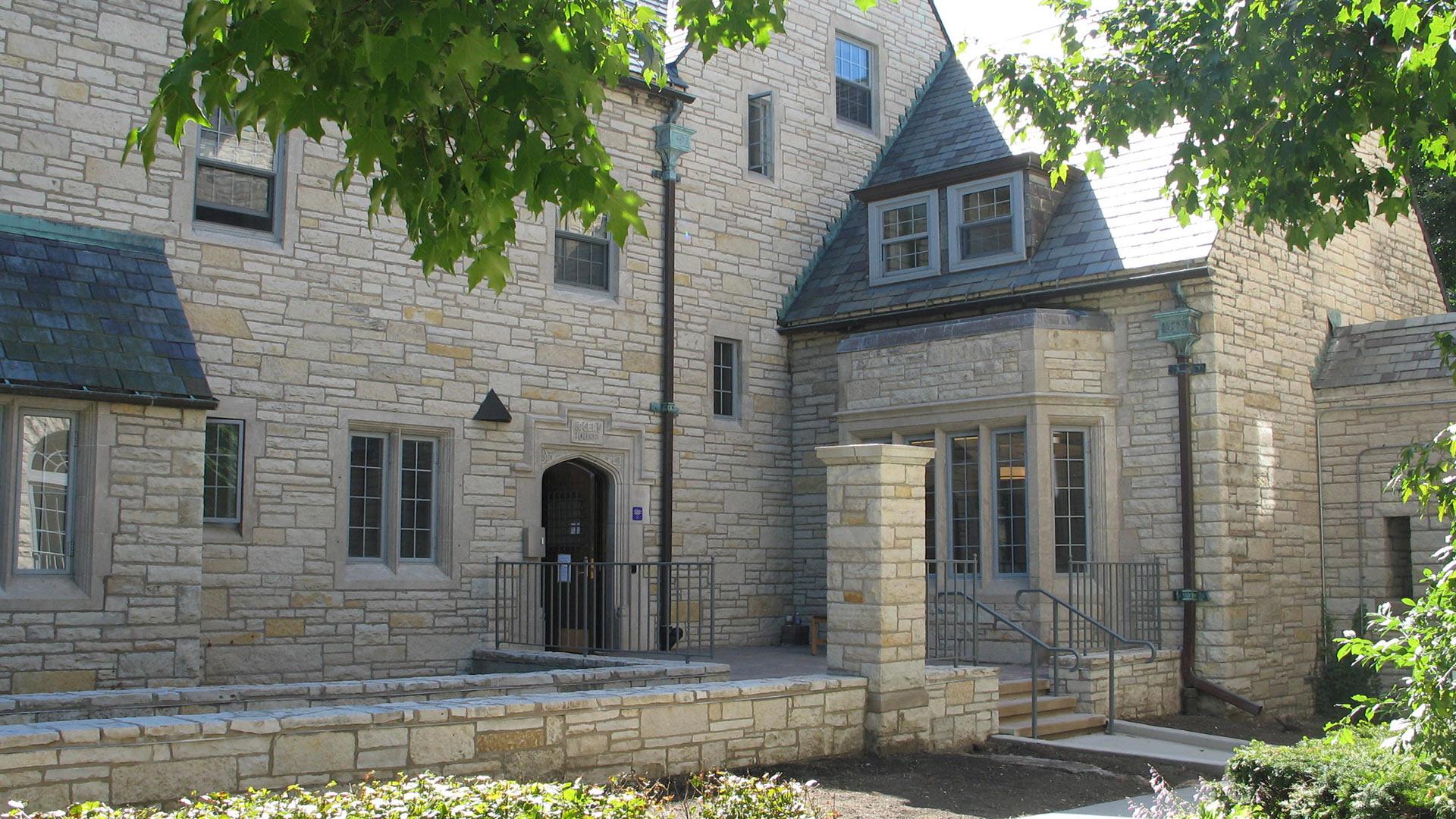Northwestern University Rogers House Residence Hall