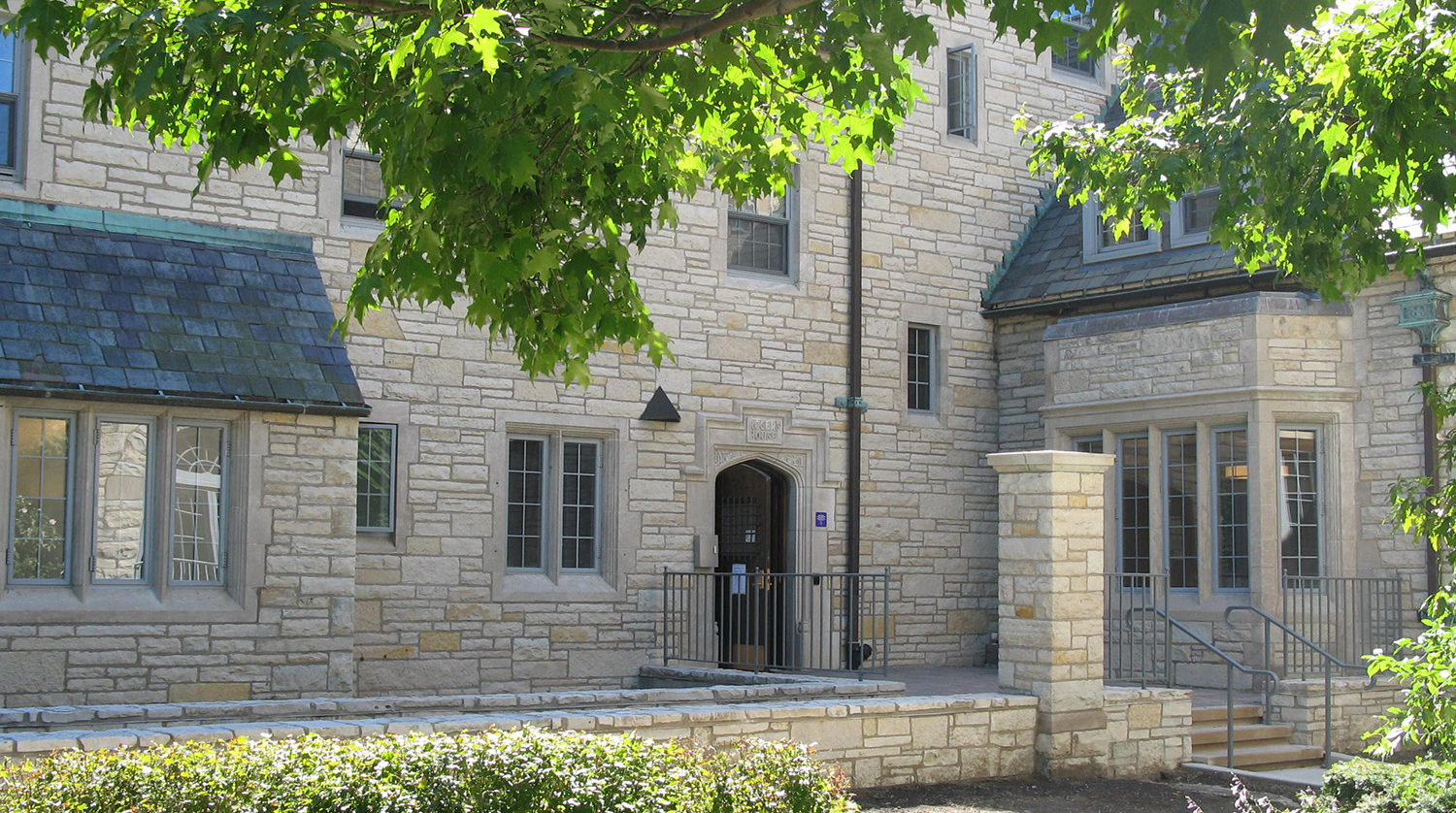 Northwestern University Rogers House Residence Hall exterior 1