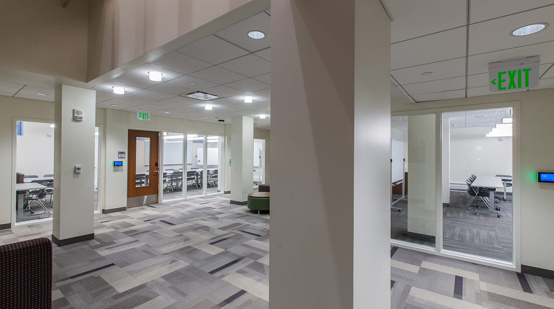 Northwestern University – Shepard Hall Renovation 1