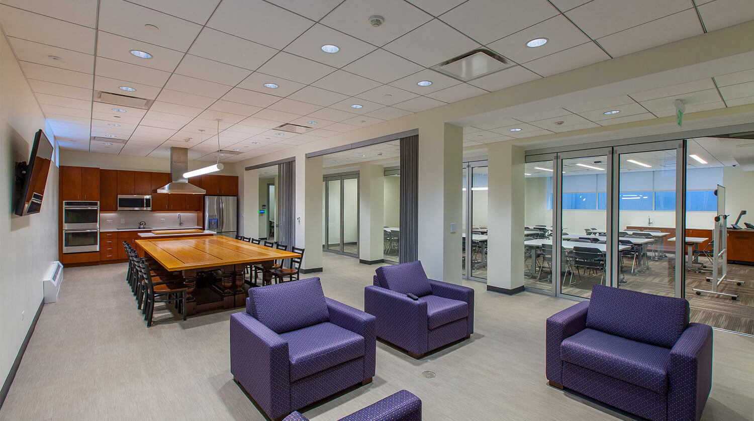 Northwestern University – Shepard Hall Renovation 2