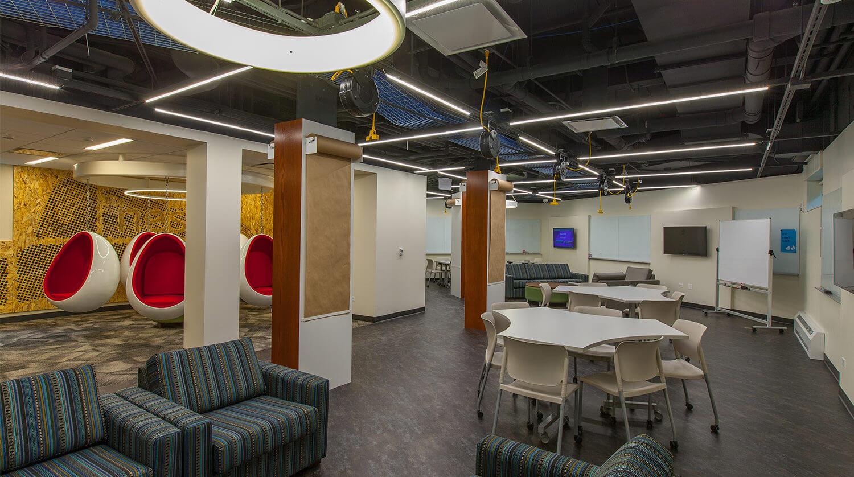 Northwestern University – Shepard Hall Renovation 3