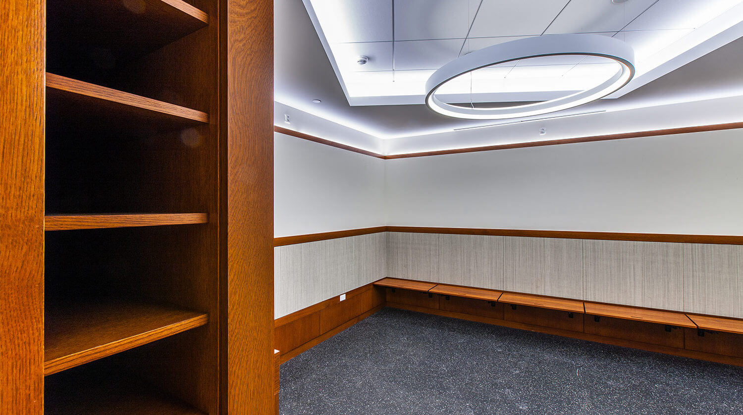 Northwestern University – Shepard Hall Renovation 5