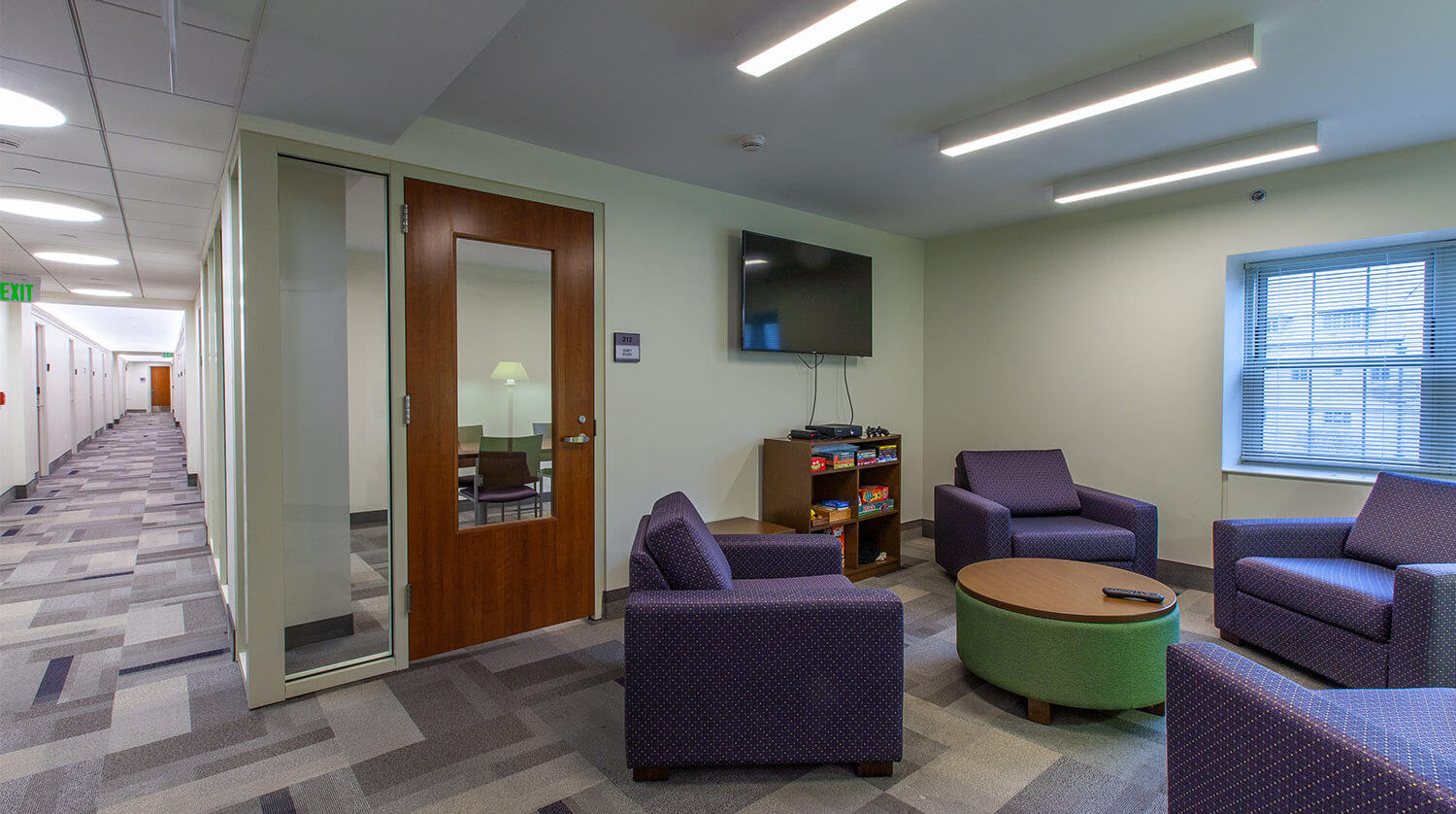 Northwestern University – Shepard Hall Renovation 6