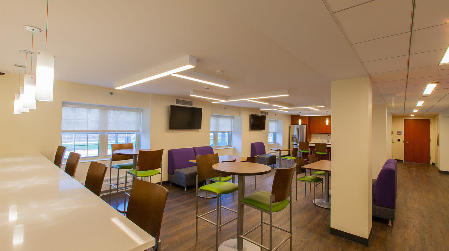 Northwestern University – Shepard Hall Renovation 7