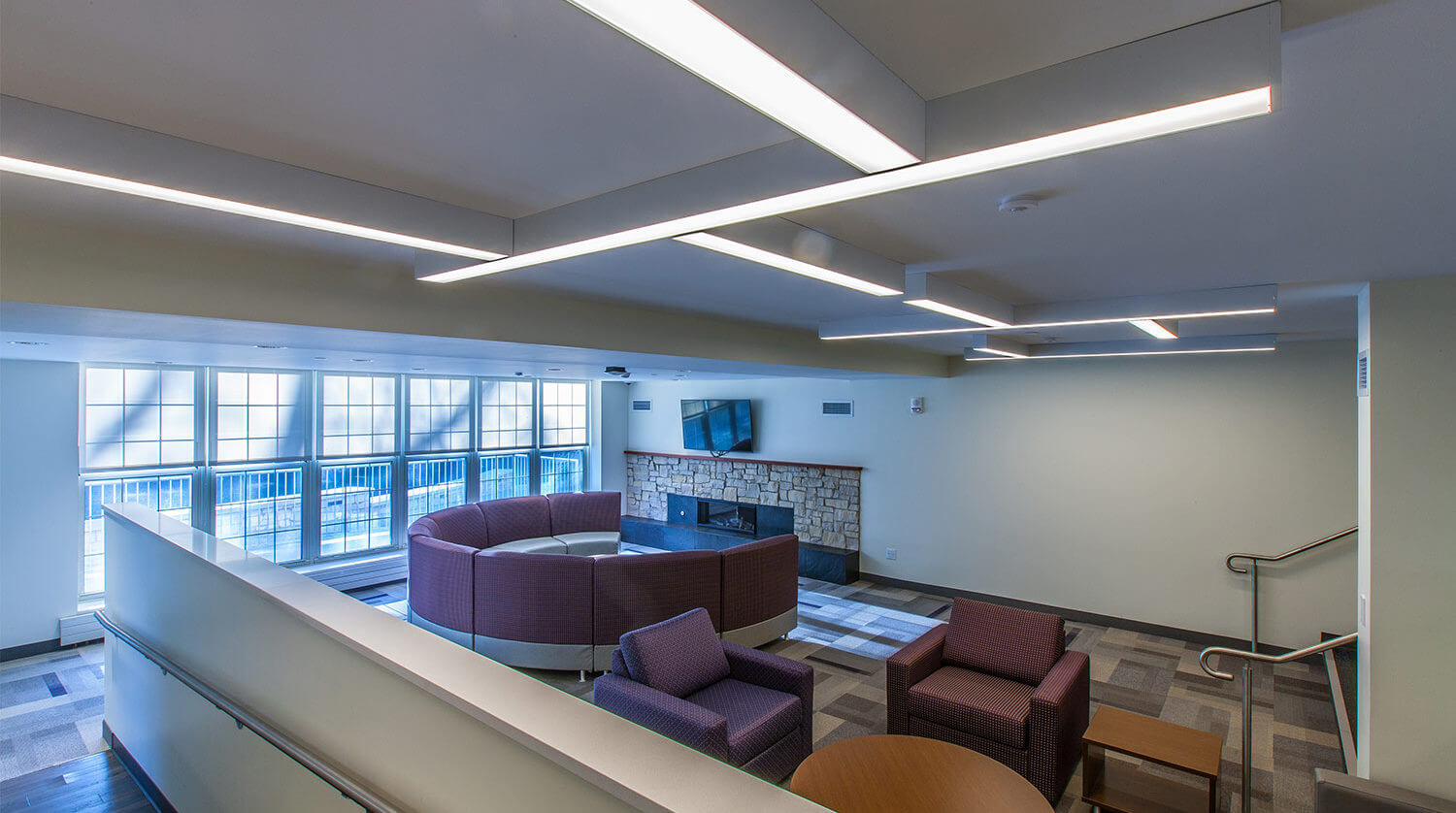 Northwestern University – Shepard Hall Renovation 8