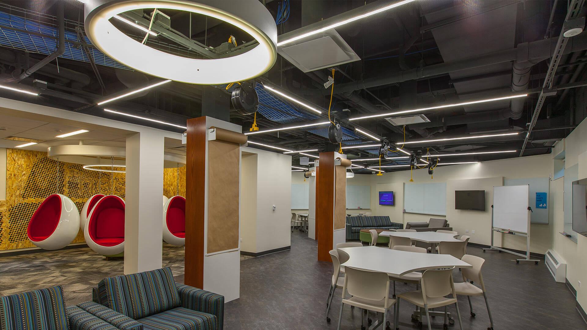 Northwestern University - Shepard Hall Renovation