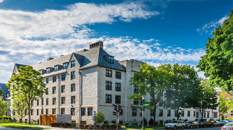 Northwestern University-Willard Hall Renovation