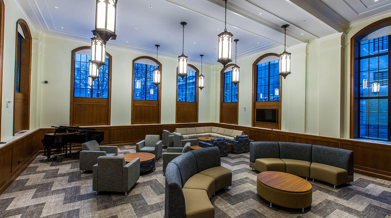 Northwestern University-Willard Hall Renovation-23