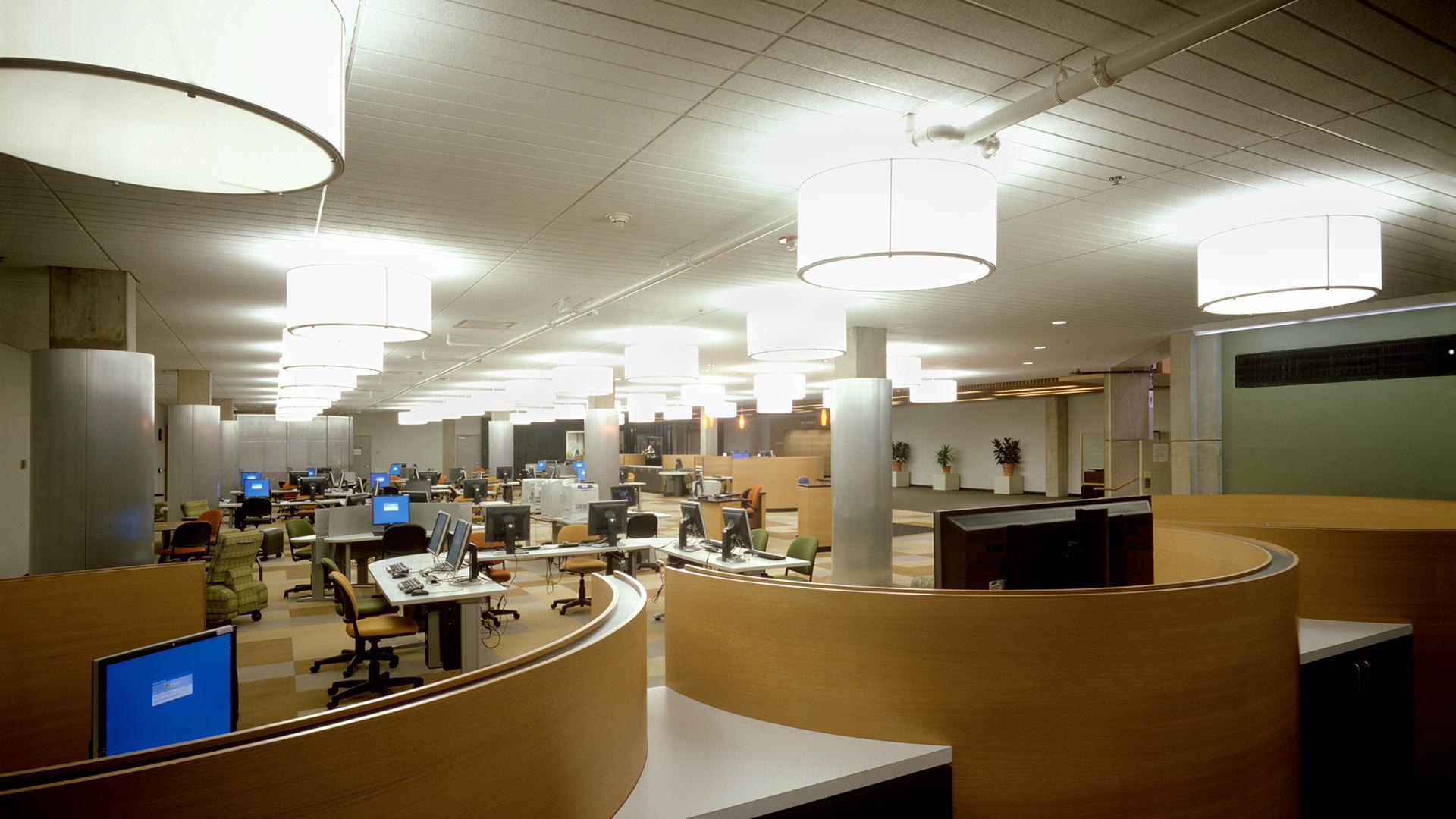 Northwestern University: Main Library Phase 4 Renovation