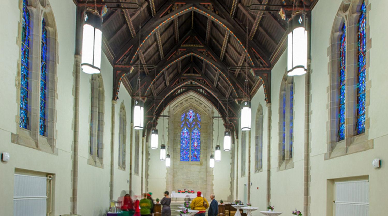 Northwestern University_ Seabury Hall Hall