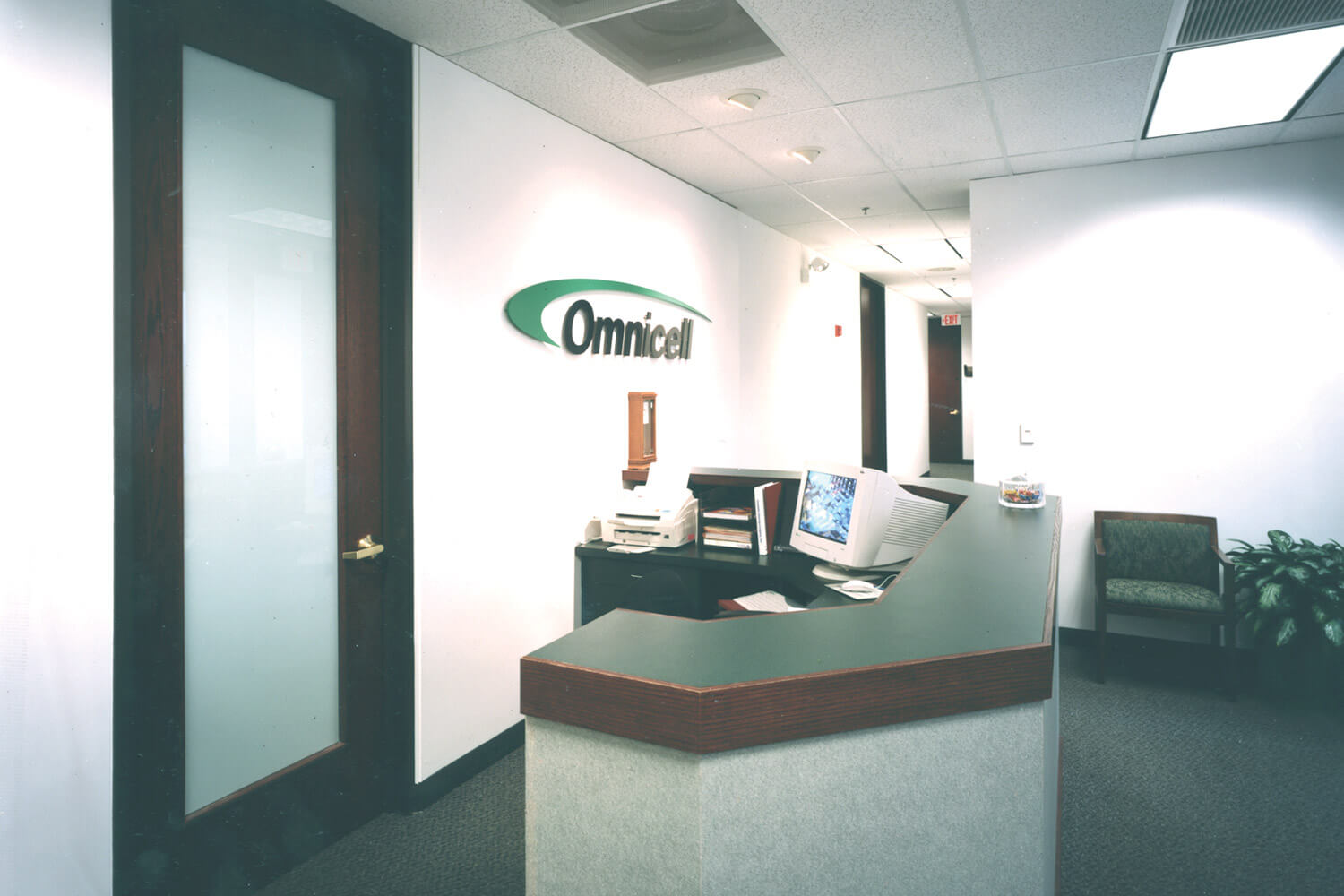 Omnicell Pharmaceutical Dispensing Systems reception