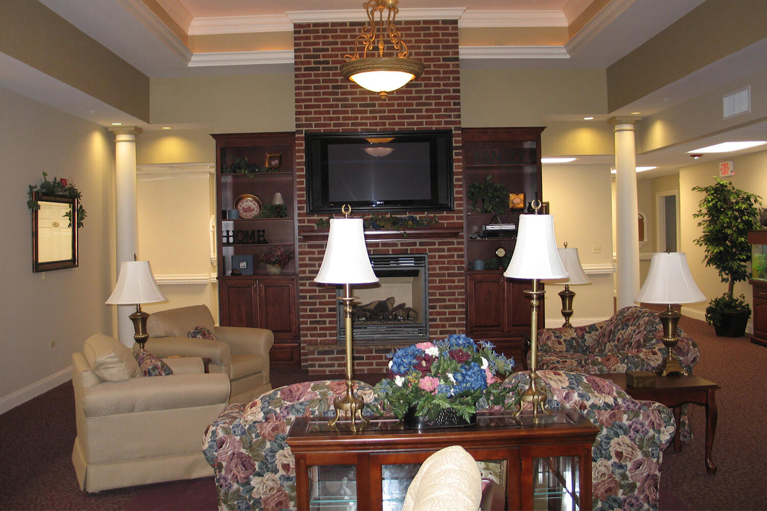 Paradise Park Assisted Living interior 1
