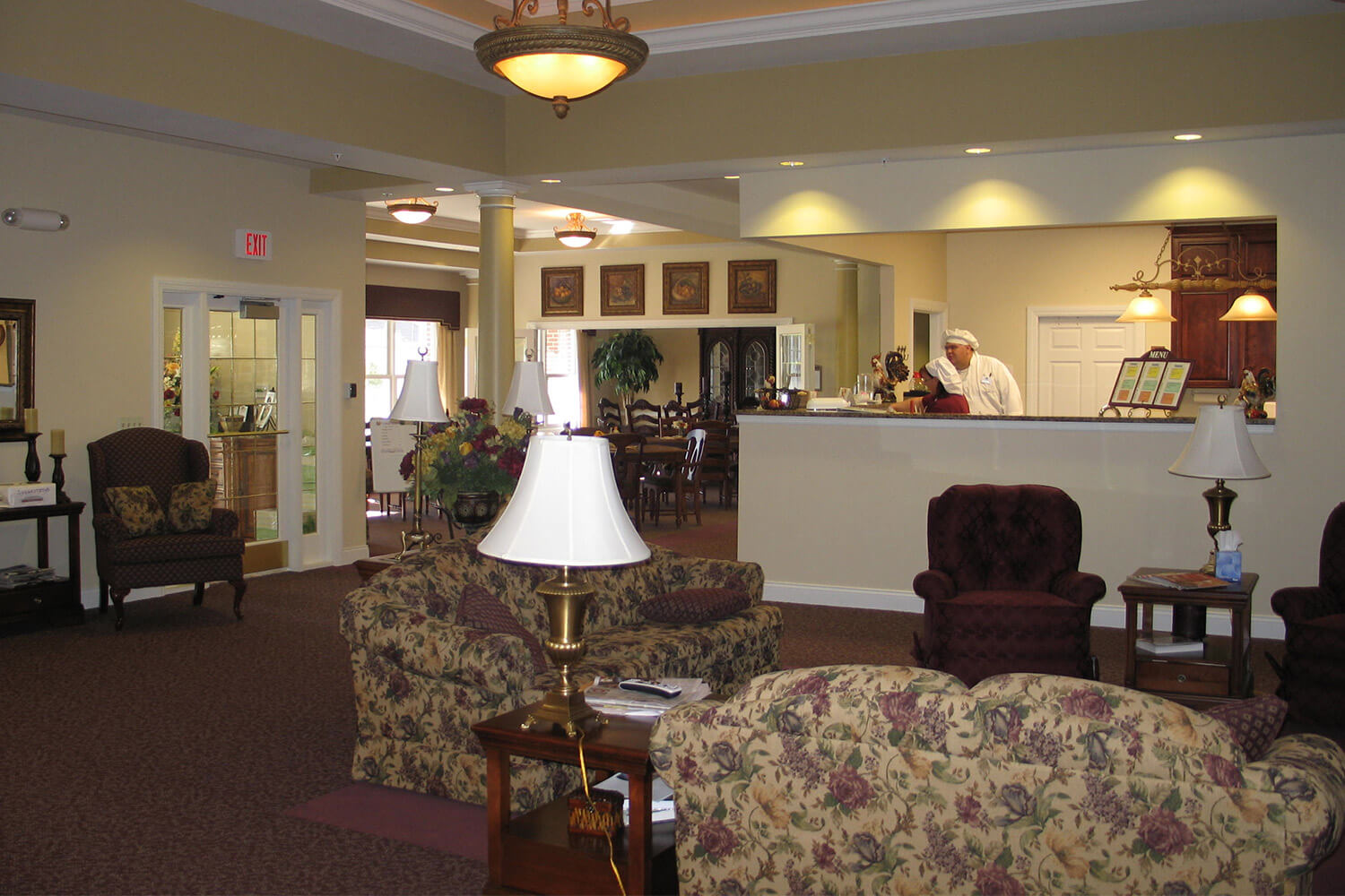 Paradise Park Assisted Living interior 2