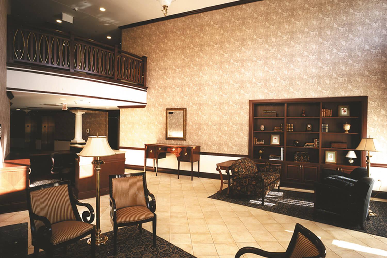 Presbyterian Homes interior