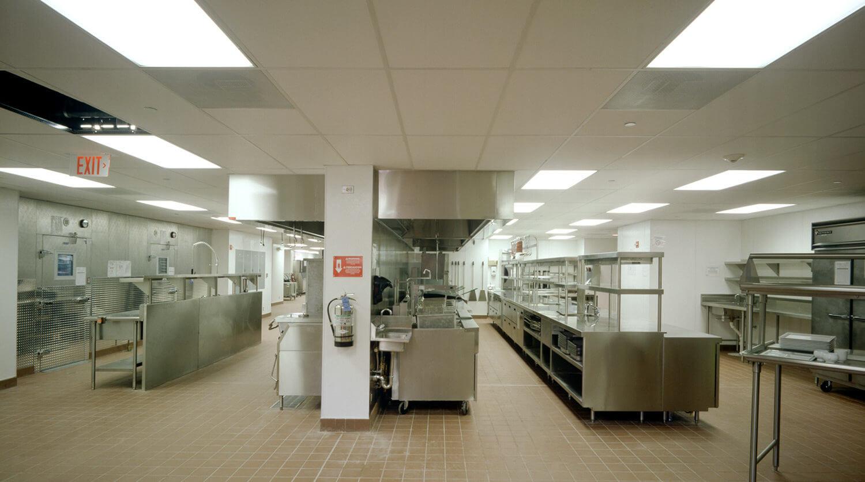 Ravinia Festival_ Dining Pavilion kitchens