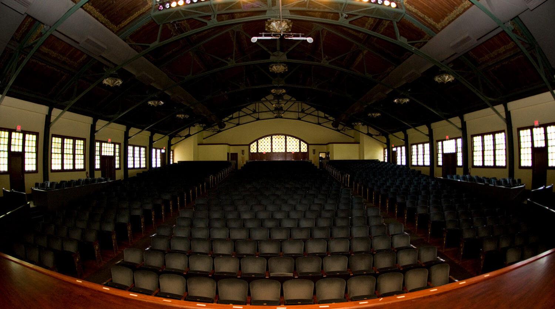 Ravinia Martin Theatre Interior2