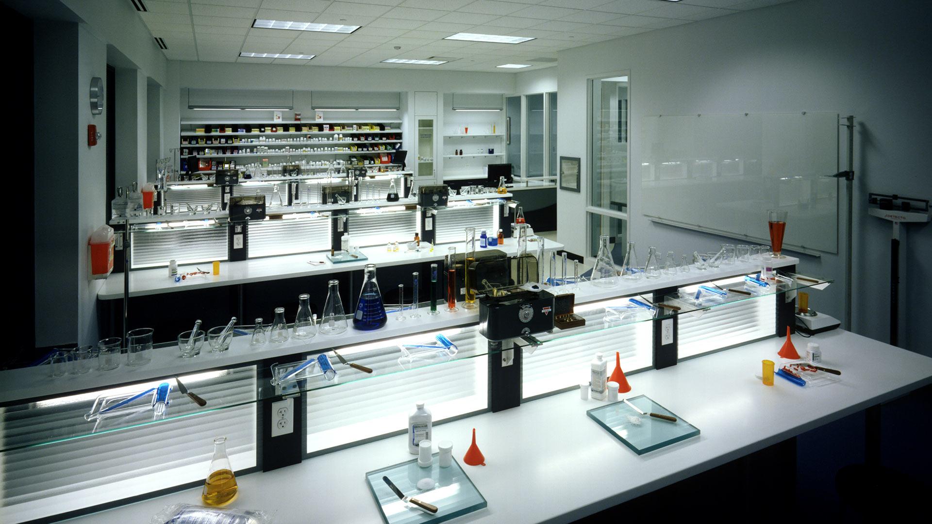 Robert Morris University Medical Training Facility