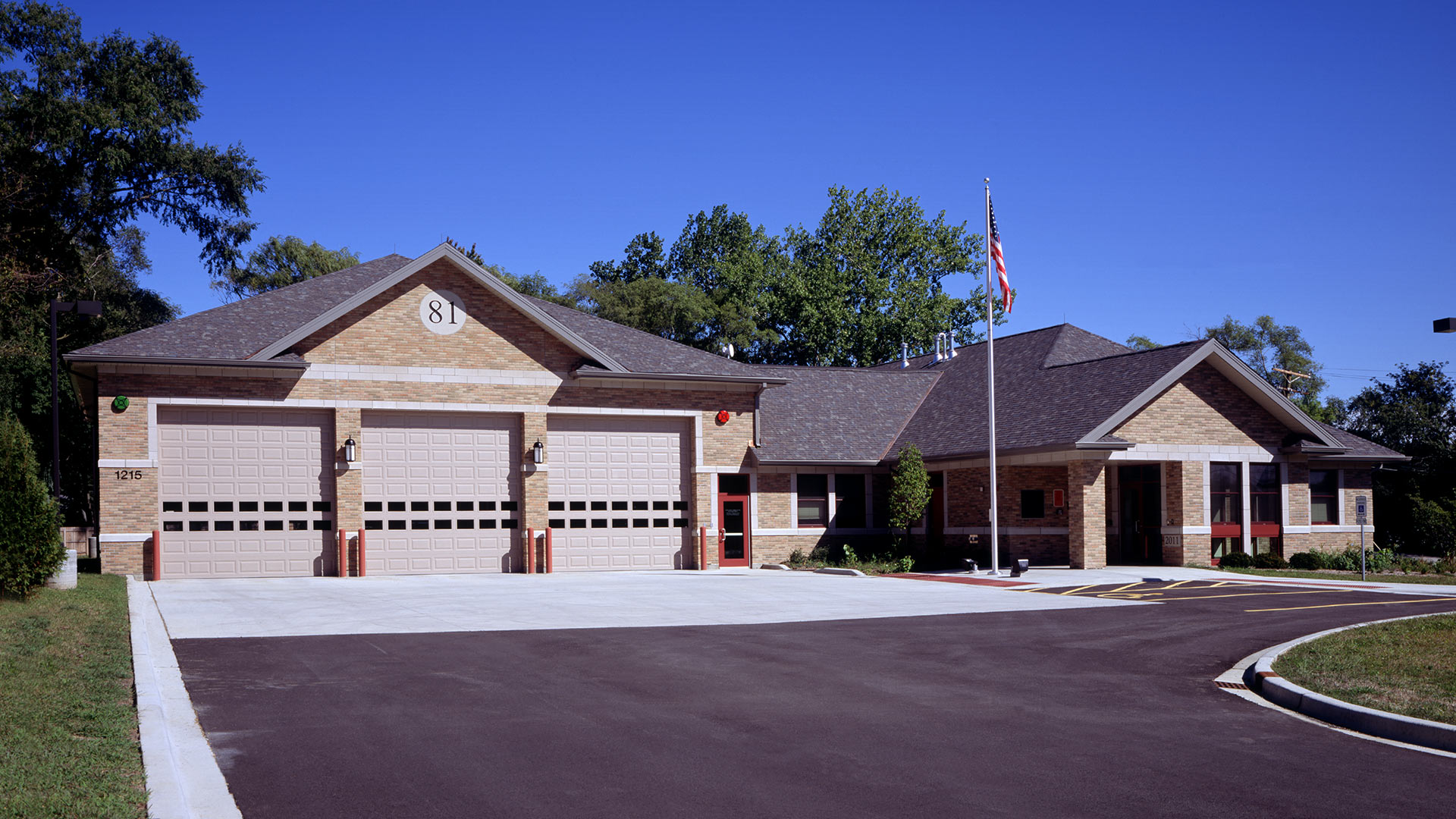 Village of Palatine Fire Station 81