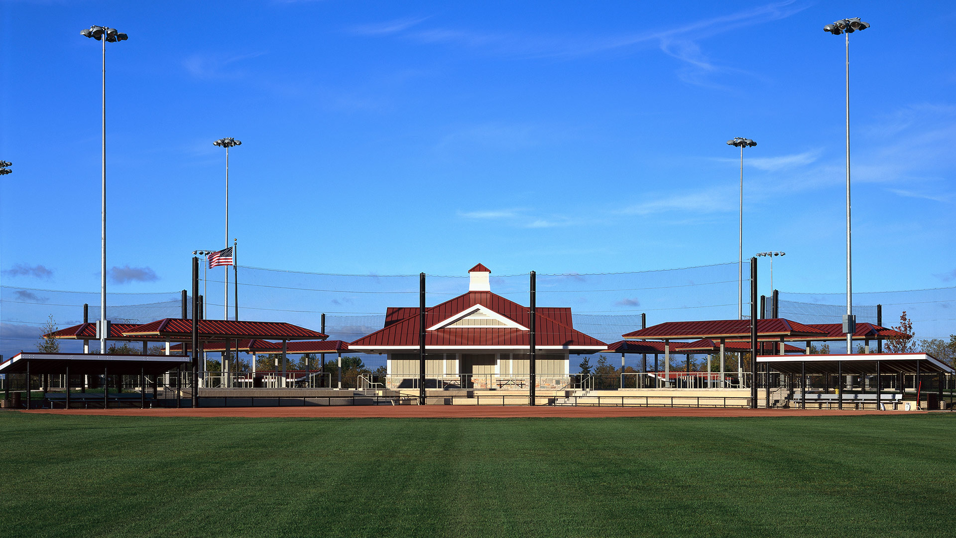 Waukegan Park District Outdoor Sports Complex