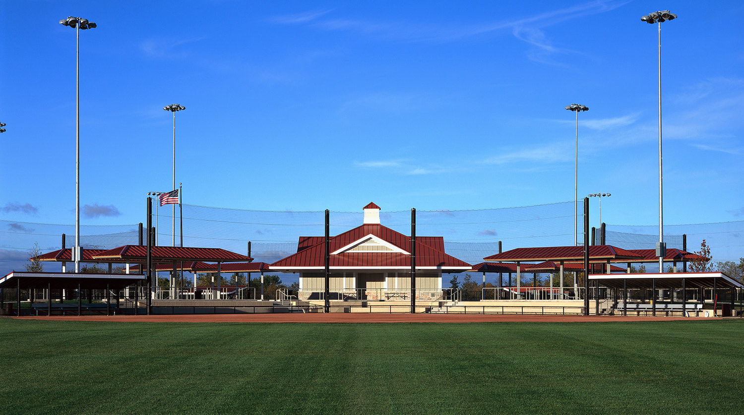 Waukegan Park District Outdoor Sports Complex exterior