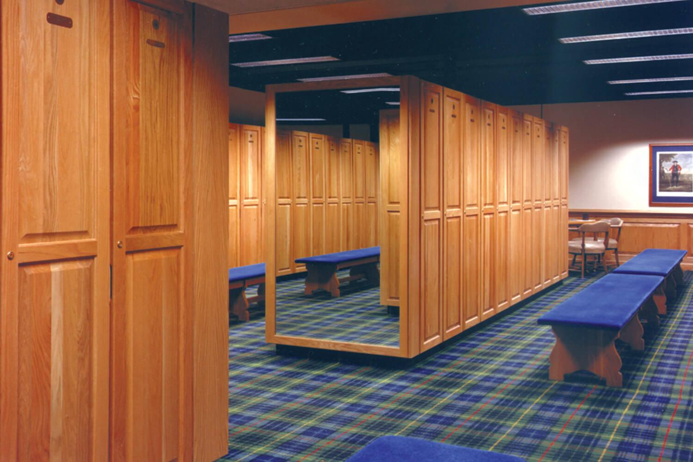 Westmoreland Country Club hallway