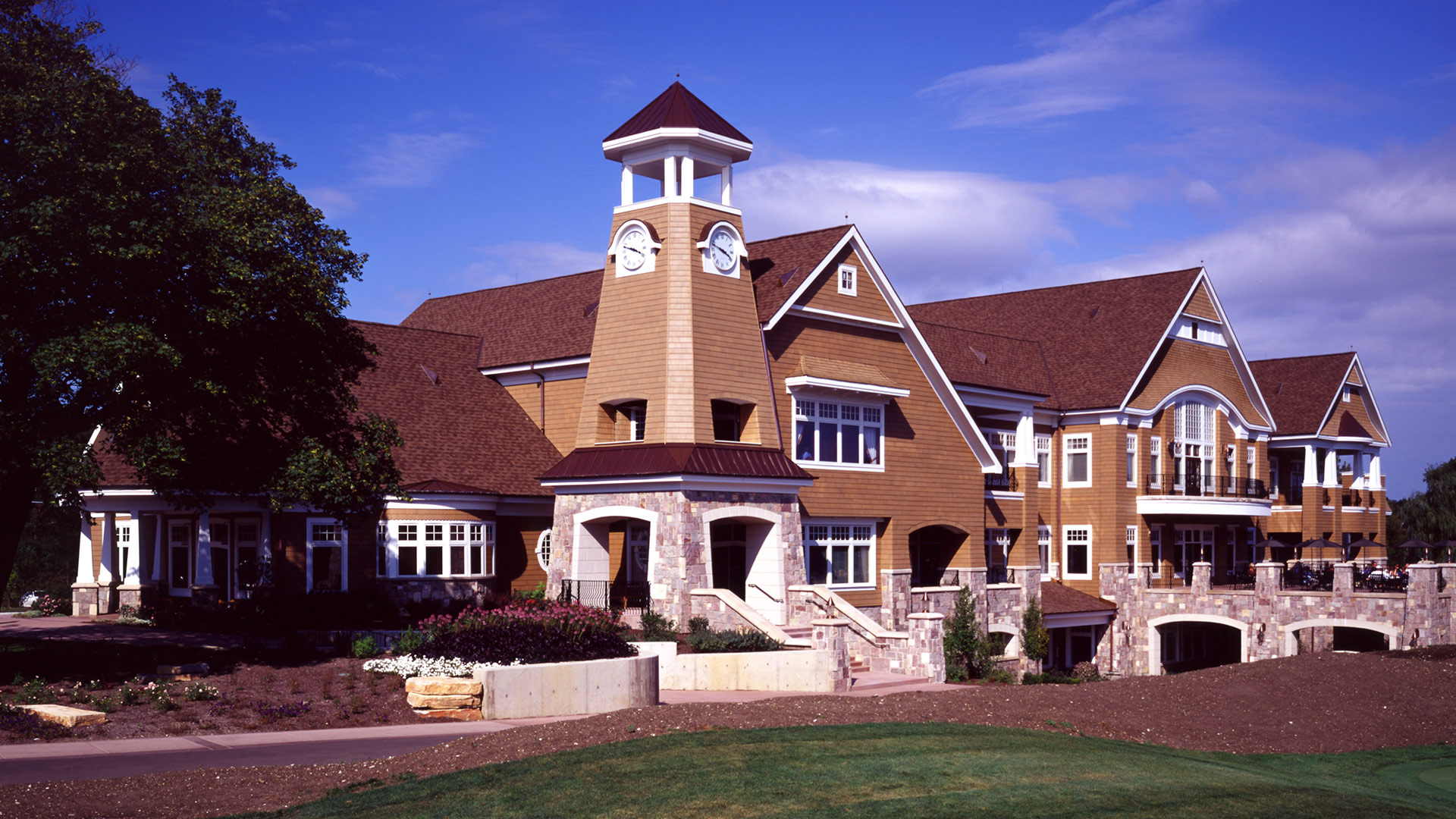 Wheaton Park District Arrowhead Golf Clubhouse