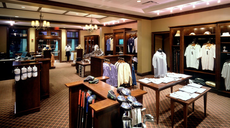 Wheaton Park District Arrowhead Golf Clubhouse pro shop