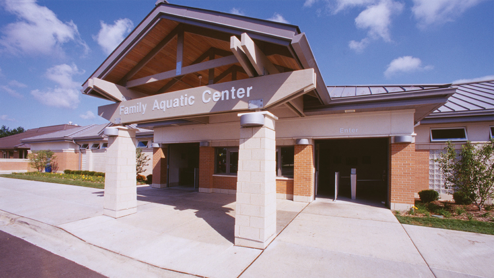 Wilmette Park District Family Aquatic Center