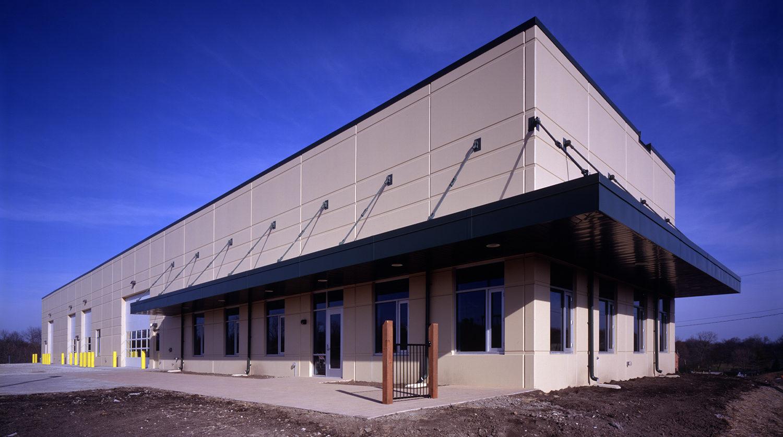 Winnetka Park District Maintenance Facilityexterior