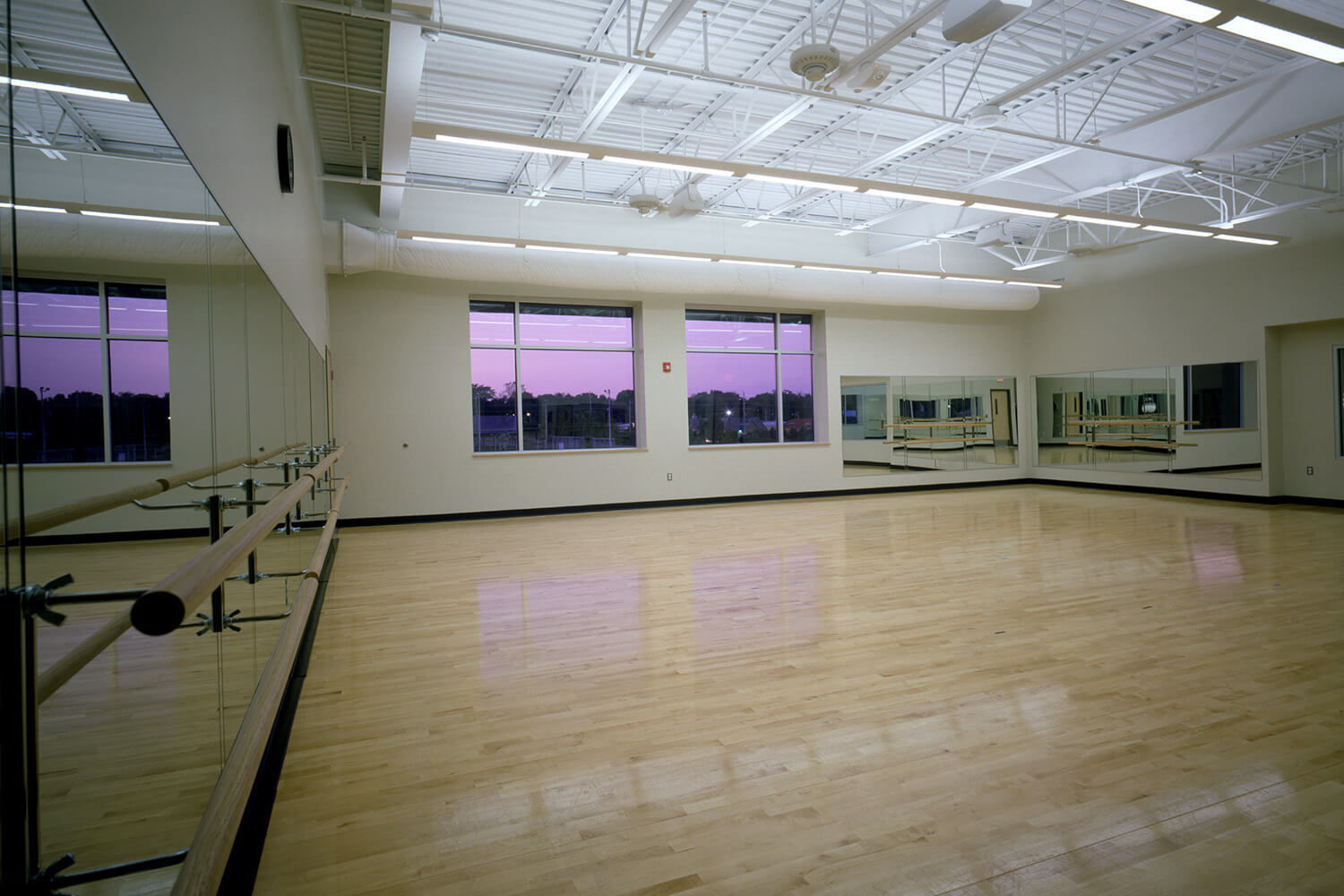 Barrington Park District Langendorf Park dance studio