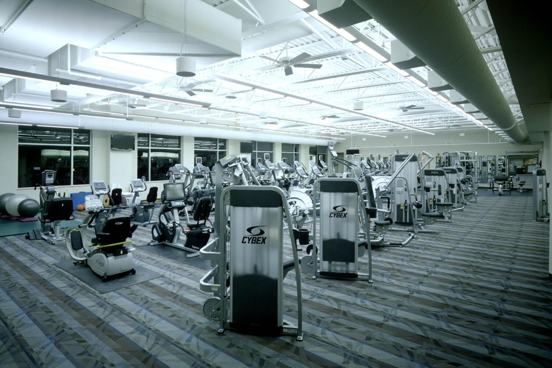 Barrington Park District Langendorf Park gym