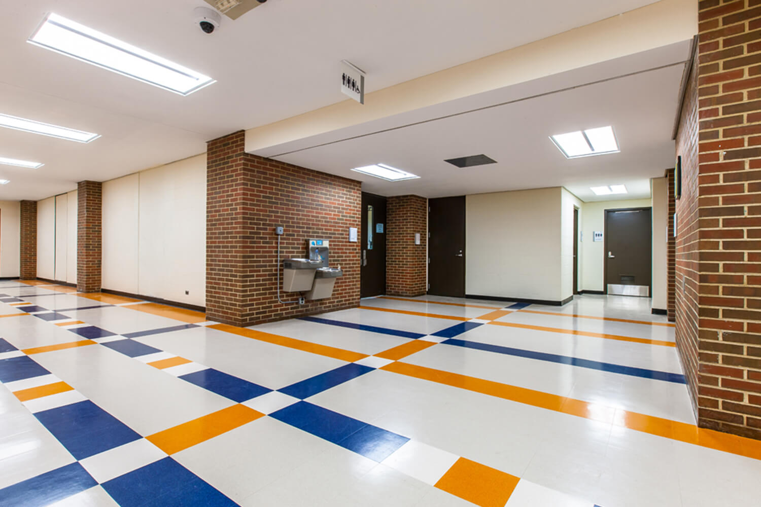 Evanston Township High School – Entry & Renovation Project interior 2