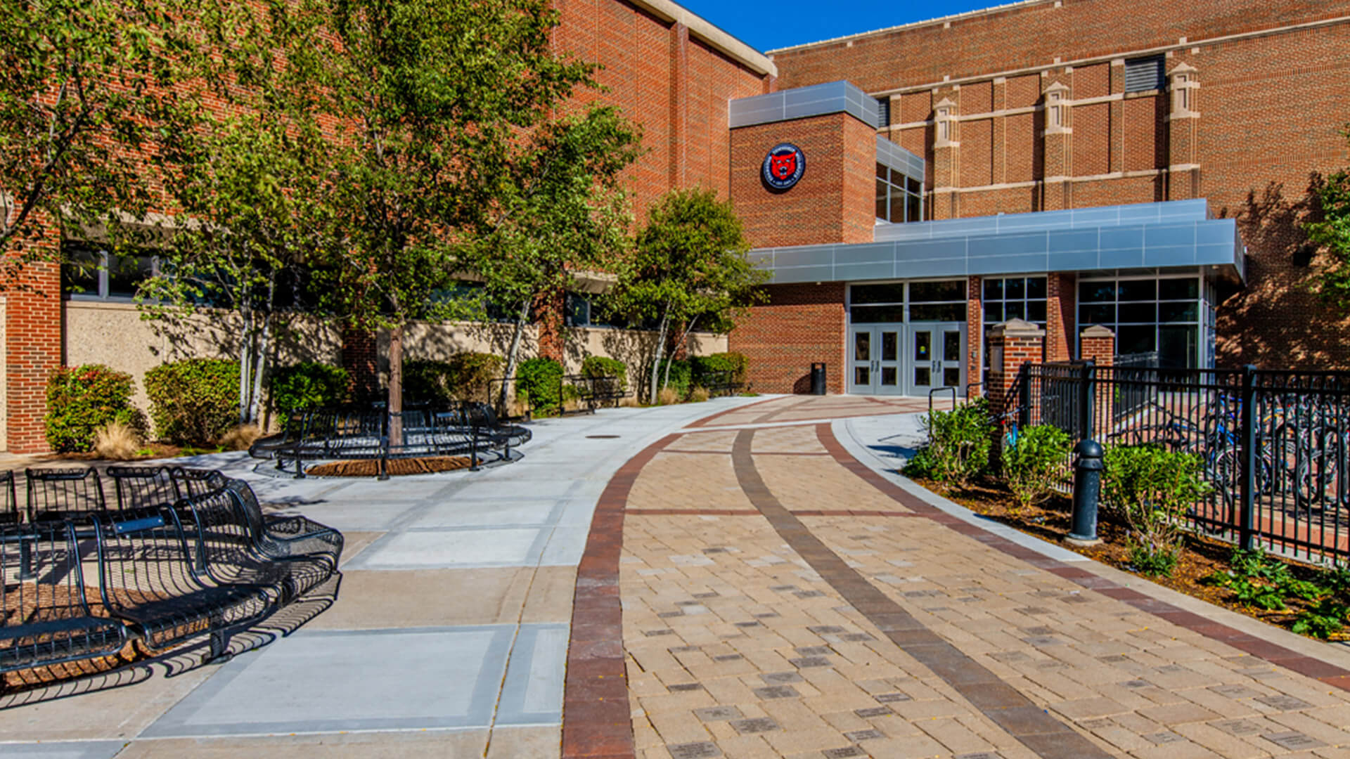 Evanston Township High School - Entry & Renovation Project