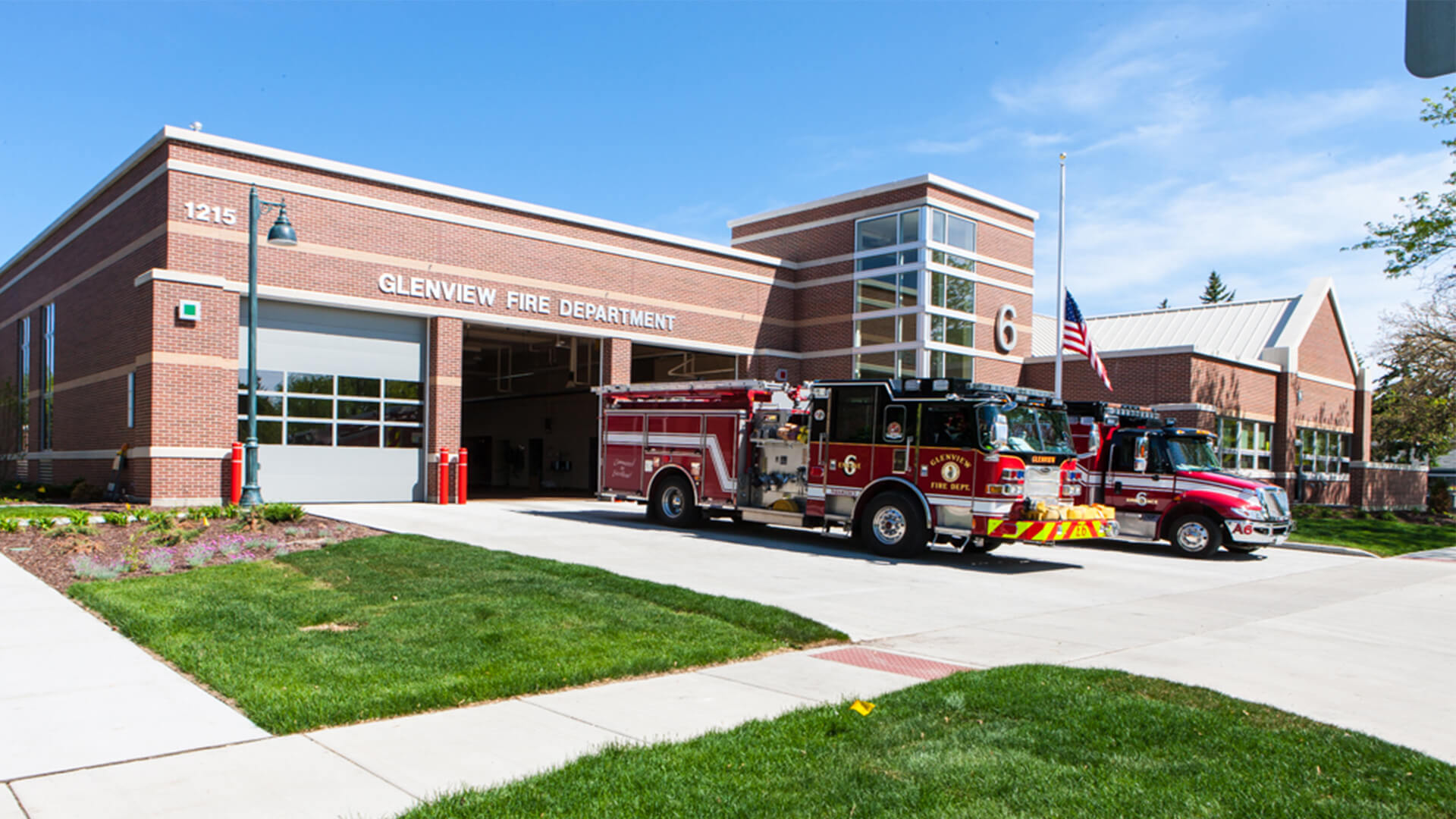 Glenview Fire Station Headquarters