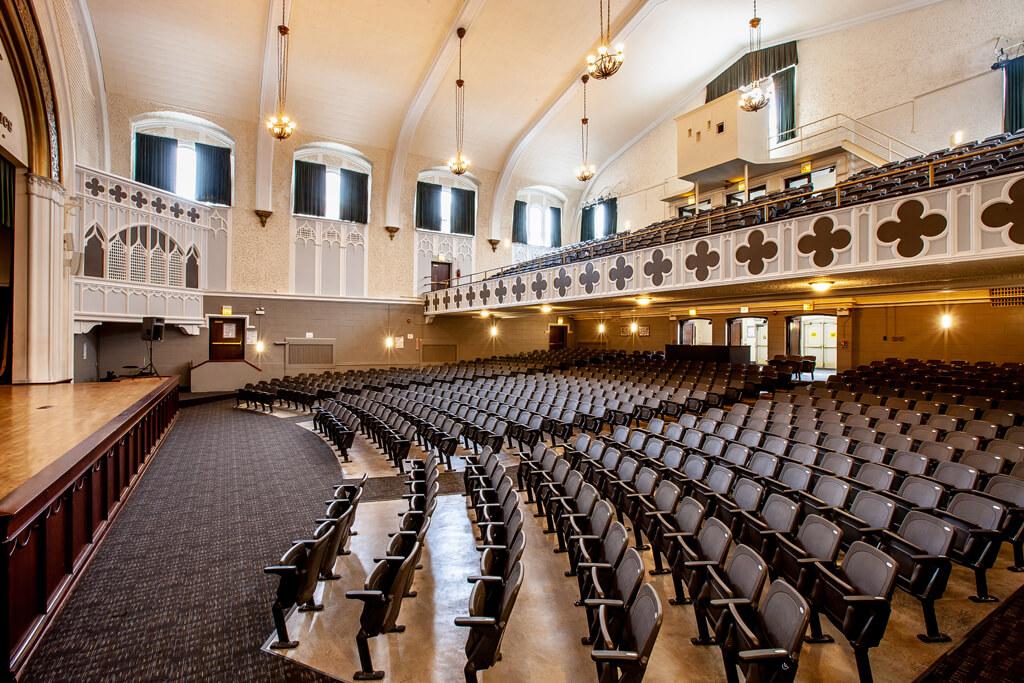 CICS Auditorium