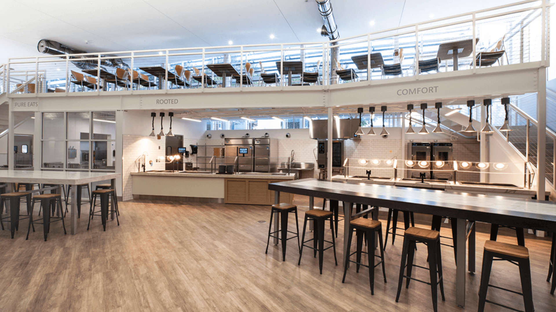 Northwestern University — Allison Dining Hall Renovation