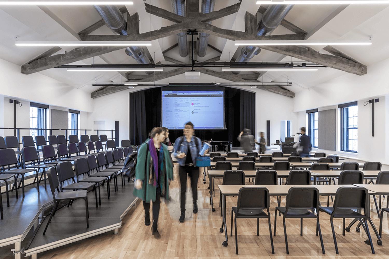 North Park University – Hansen Hall music hall2