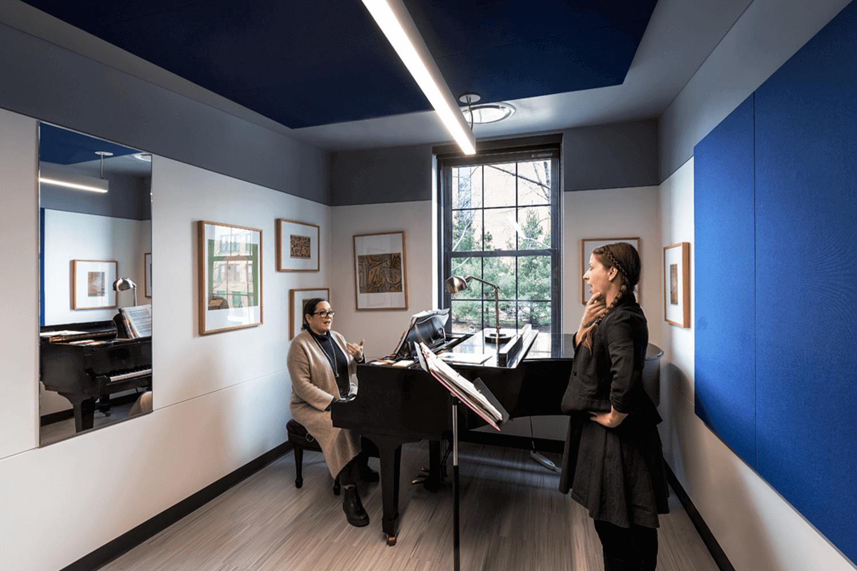 North Park University – Hansen Hall music room 4